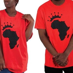 Unisex African Royalty T-Shirt King and Queen